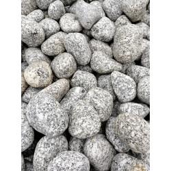 Galet granit gris 100/200