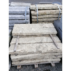 Bordure granit 100 x 20 x 6 cm