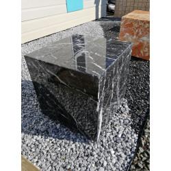 Cube marbre poli 40 x 40 x...